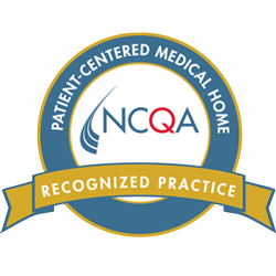 NCQA recognized PCMH logo